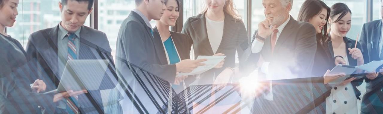 White-collar worker, Businessperson, Business